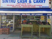 SINTHU CASH & CURRY IN NEW SOUTHGATE , REF: LB270