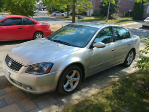 2005 Nissan Altima 3.5SE - ready for road, reduced for quicksale