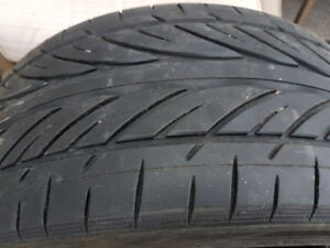set (4) Hankook Ventus 235/40ZR18