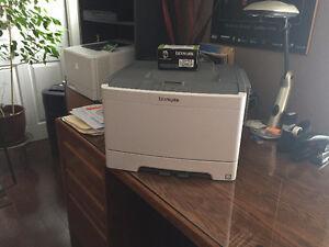 Lexmark c543dn laser printer