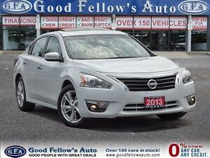 2013 Nissan Altima SL MODEL, LEATHER, SUNROOF, BACKUP CAMERA