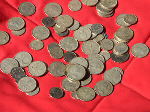 Wanted old silver change or bullion