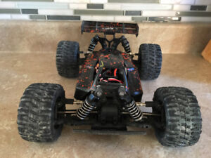 Losi mini eight rc car basher