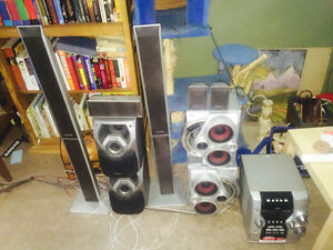Great deal on 3 sets of speakers!