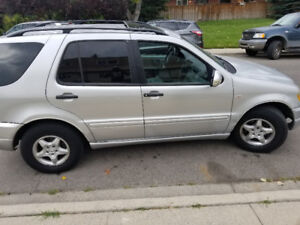 2001 Mercedes-Benz Other SUV, Crossover