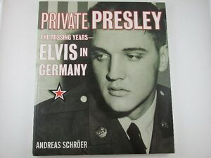Private Presley, The Missing Years, Elvis in Germany