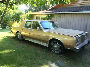 1982 Chrysler Fifth Avenue