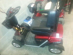 """""""2013 Pride Pursuit XL 4-Wheel Scooter - Like New!"""