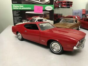 Ford Mustang 1971 diecast 1/24 die cast