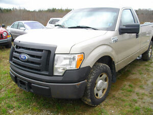 2009 Ford F-150 4x2