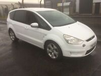 2007 ford s-max lx 1.8 tdci diesel 7 seater top spec may take your old cheap car as PX
