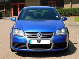 2008 58 Volkswagen Golf 3.2 V6 R32 4Motion DSG Auto WITH FVWSH+SATNAV+LEATHER+