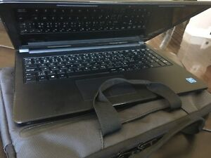 USED ONLY A FEW TIMES, DELL INSPIRON 15.6 TOUCHSCREEN