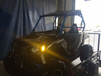 2014 rzr 800s for sale, low hours and Kms with extras