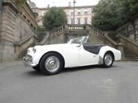1961 Triumph TR3 2.0 2dr