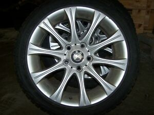 USED BMW Winter Tire and Rim Package Oakville / Halton Region Toronto (GTA) image 2
