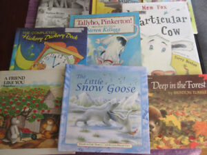 Selection of kids Books about animals - Oldies but goodies.....