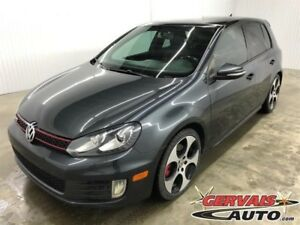 Volkswagen Gti Turbo GPS Cuir Toit Ouvrant MAGS 2010