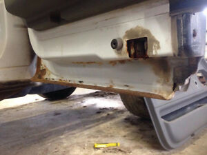 Rear Ext Cab Doors for 04-08 Ford F-150 London Ontario image 5