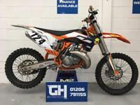 2015 KTM SX250 | VERY GOOD CONDITION | FULL FMF EXHAUST | + EXTRAS
