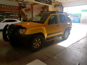 2006 Nissan Xterra Off-Road 6 speed