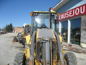 2004 VOLVO BL70 BACKHOE WITH EXTEND-A-HOE