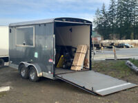 14' cargo trailer for sale