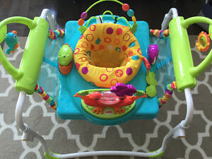 Fisher-Price Step 'n Play Jumper - LIKE NEW!