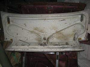 1979-1982 TOYOTA TERCEL PARTS - ADD #2