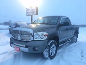 2007 Dodge Ram 2500 5.9L Cummins Laramie Heavy Duty
