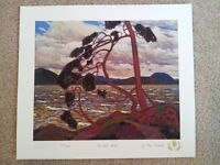 "Tom Thomson ""Northern Icons Suite 2"" Limited Edition 3 piece set"
