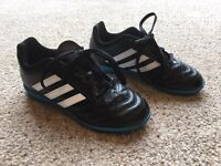 Kids Astro Football Boots (worn once!)