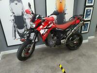 Yamaha XT660 supermoto with free delivery in lockdown