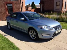 Ford Mondeo 1.8 tdci zetec 6 speed