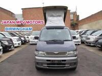 FRESH IMPORT MAZDA BONGO DIESEL AUTO ELEVATING ROOF CAMPER