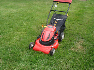 Homelite Battery Operated Lawnmower - Needs a new battery