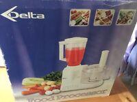Delta Food Processor Model DFPB2 (New)