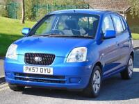 KIA PICANTO 1.1 LS,FULL 12 MONTHS MOT,LOW TAX,LOW INSURANCE,CHEAP TO RUN