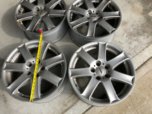 Set of 4 mag rims