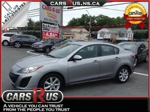 2011 Mazda MAZDA3 GS....includes 4 FREE winter tires!!