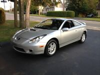 2001 TOYOTA CELICA GT *** MANUEL + MAGS + FULL + A1 ***