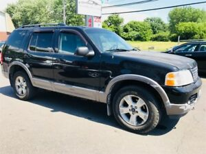 Ford Explorer 4.0L-4WD-Automatic-Air-Mags 2003