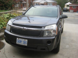 2007 Chevrolet Equinox LS, reduced, must go....