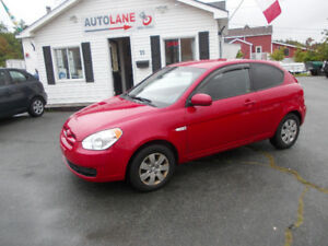 2011 Hyundai Accent Automatic Red and Ready! New MVI