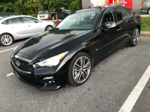 Lease: Infiniti Q50S AWD (fully upgraded) + prepaid maintenance