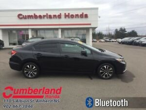 2013 Honda Civic Sedan EX  - Sunroof -  Heated Seats