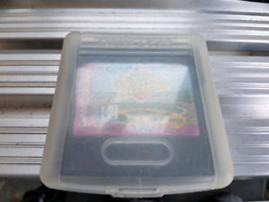 World Series Baseball for Game Gear