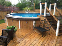 Kingston and Gananoque Decks, Fences, Pergolas