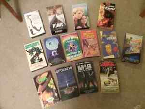 VHS Tapes selection of titles adult and children Kitchener / Waterloo Kitchener Area image 2