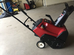 Torro snowblower